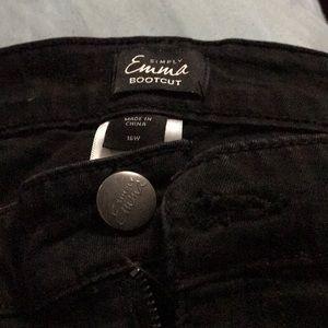 Simply Emma Pants & Jumpsuits - Black pants